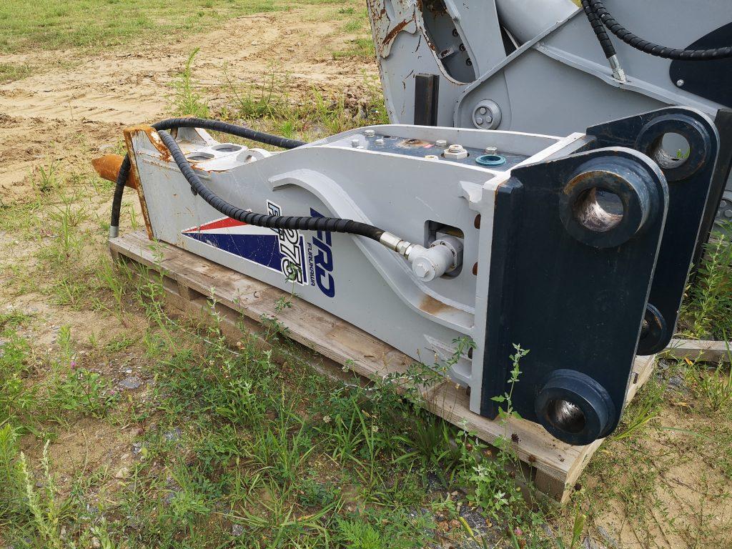 Furukawa FRD 275 hidraulikus törő
