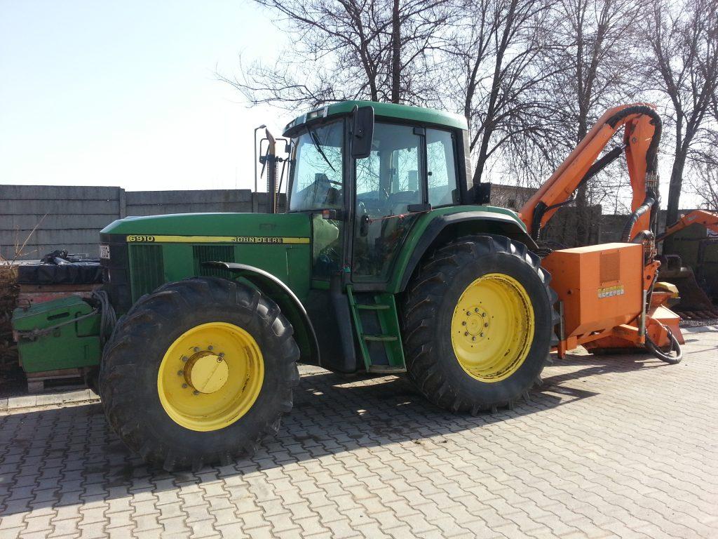 John Deere 6910 mezőgazdasági vontató
